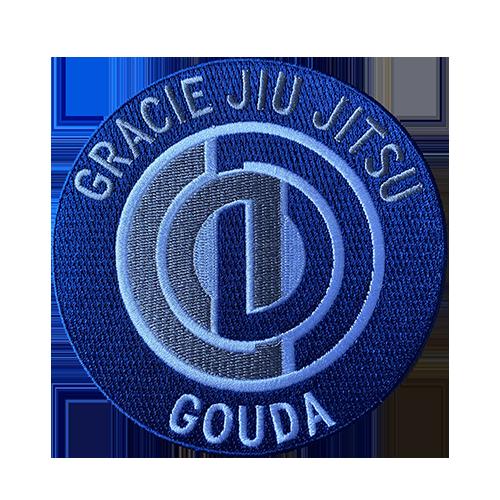 patch-klein-2-gracie-jiu-jitsu-fighter-gouda-back-LRkopie